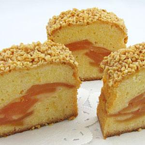 洋菓子のオオマエ 一番人気のアップルケーキ!